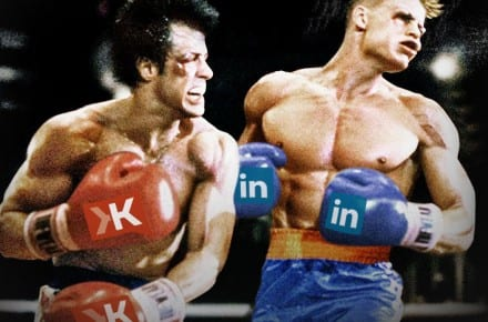 How Klout Is Poised To Clean LinkedIn's Content Clock