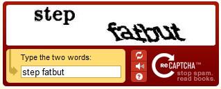 Step-Fatbut-CAPTCHA