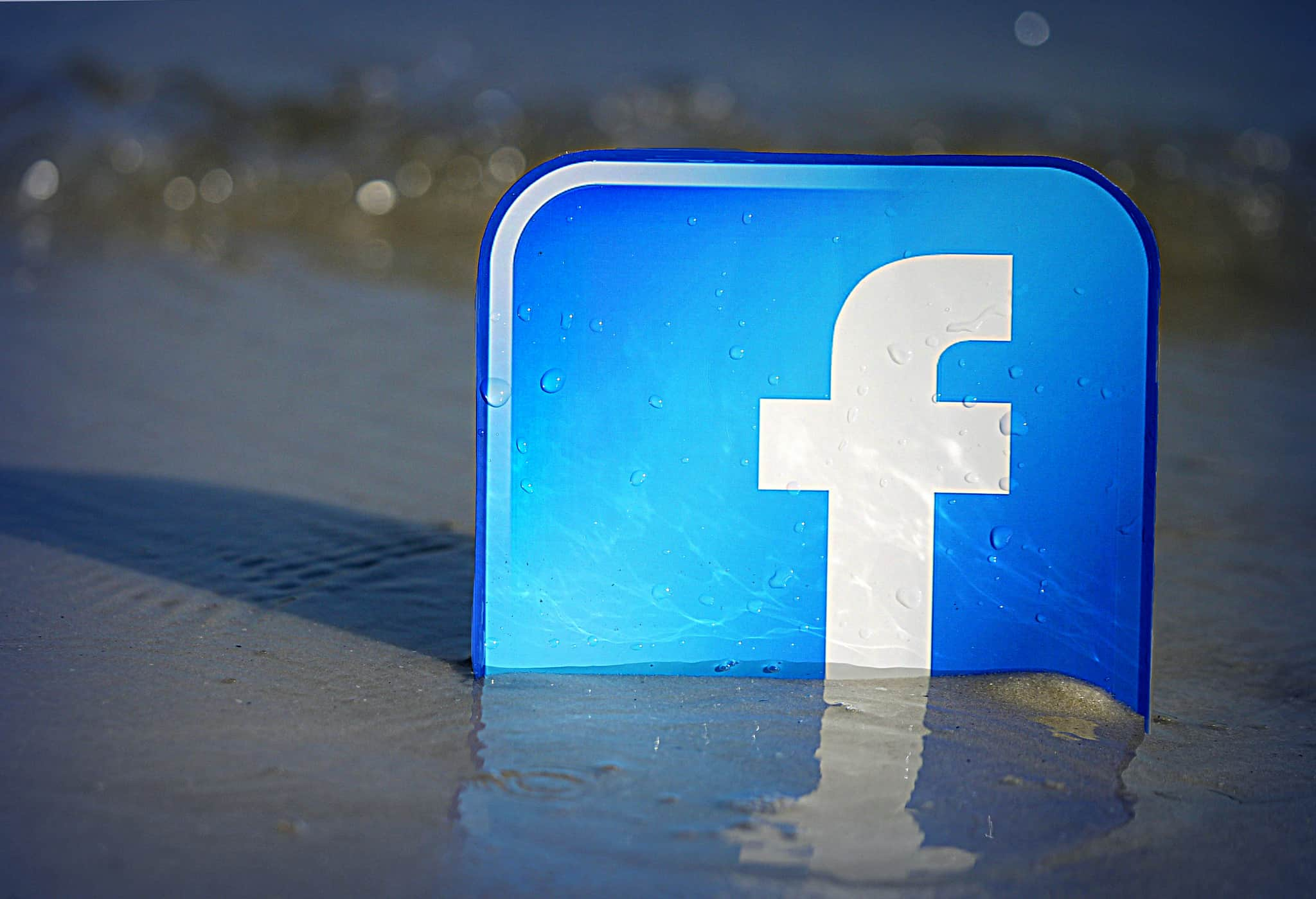 Facebook's fast decreasing organic reach