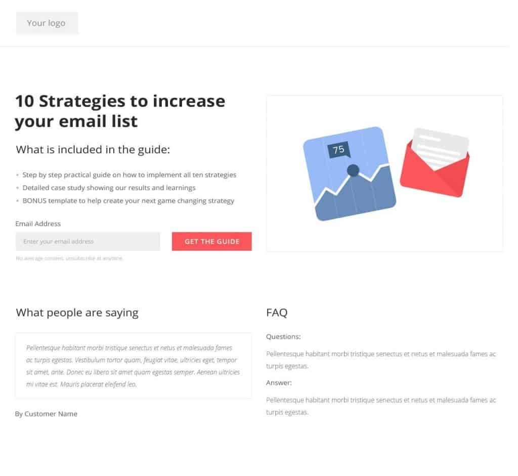 Expanded Guest Post Landing Page