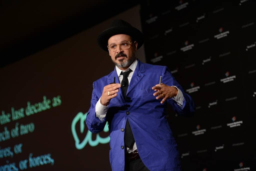 Eddy Moretti, Chief Creative Officer of VICE