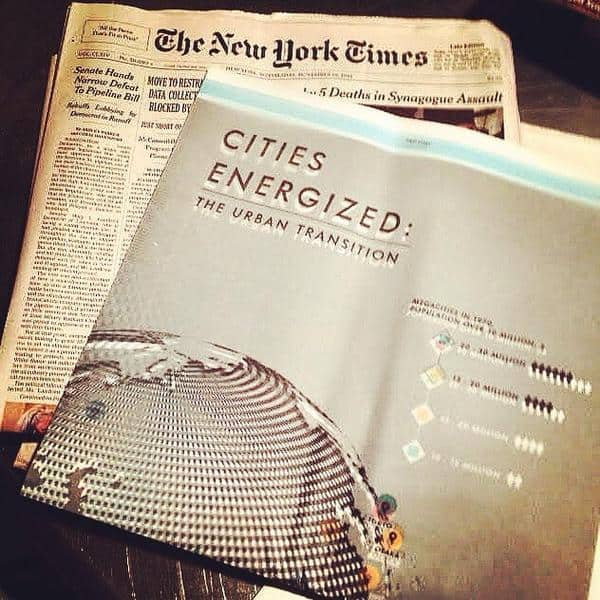 NYT Cities Energized