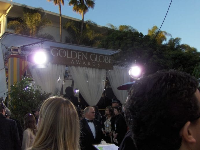 Content Marketing Trends at the Golden Globes