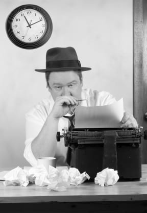 Take Your Blog to the Next Level: Think Like a Journalist