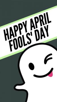 snapchat april fools