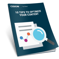 Ten Tips to Optimize Your Content