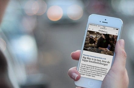 Blendle: A Radical Experiment of Micro-payments in Journalism