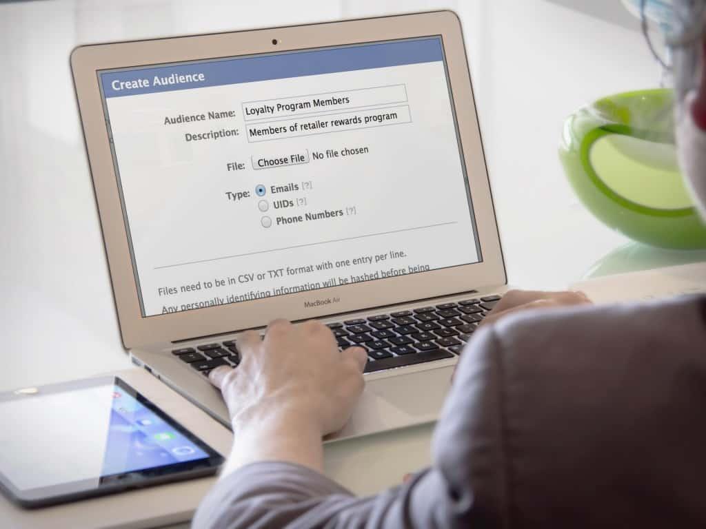 Mastering Facebook's Custom Audience Tool