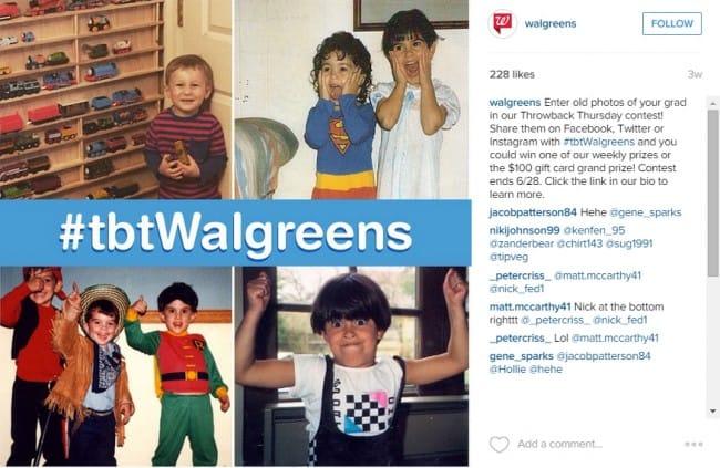 Markeitng on Instagram - Walgreens