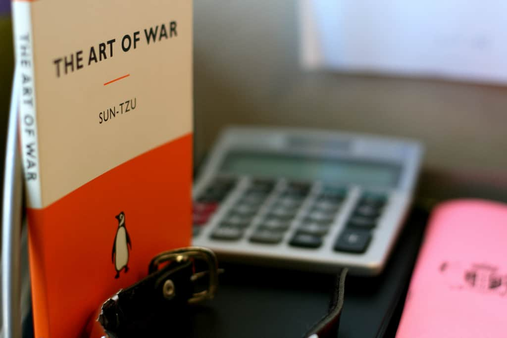 """10 Effective Marketing Lessons from Sun Tzu's """"The Art of War"""""""