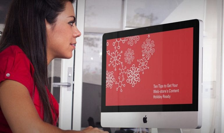 4 Tips for Presenting a Webinar During the Holiday Slump