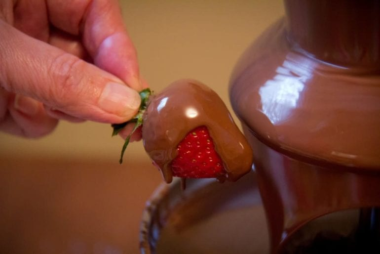 Is Your B2B Content Like A Chocolate Fountain?