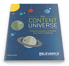 Content Universe - A proven framework for scaling your content marketing
