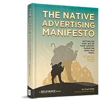 Native Advertising Manifesto
