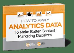 How to Apply Analytics Data
