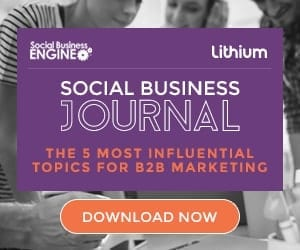 The 5 Most Influential Topics for B2B Marketing