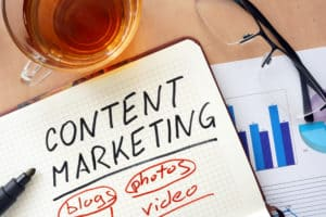 Lessons Learned from Content Marketing