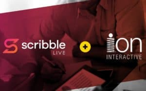 Ion Interactive is Acquired by ScribbleLive