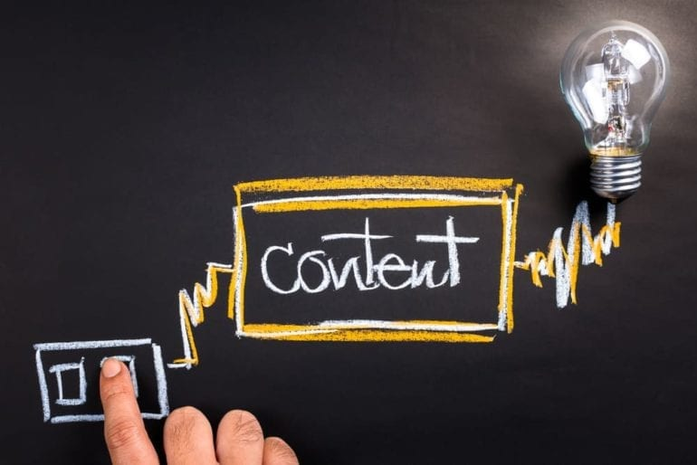 Creating Content: How to Drive Higher Returns While Putting in Less Effort