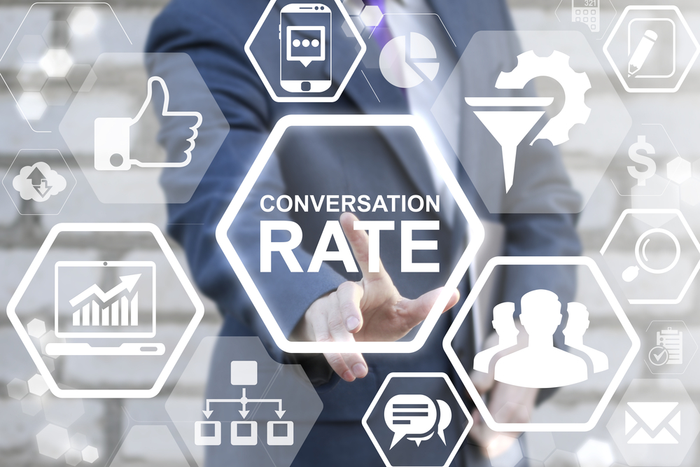 5 Ways To Improve Your Website's Conversion Rate