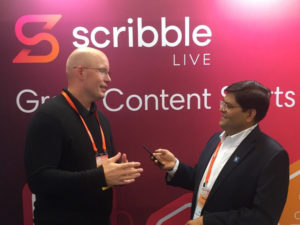 Christoph Trappe on ScribbleLive, Industry Trends, and the Future of Content Marketing