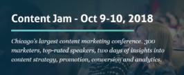 Content Jam – Chicago 2018