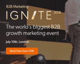 Ignite  – London 2018