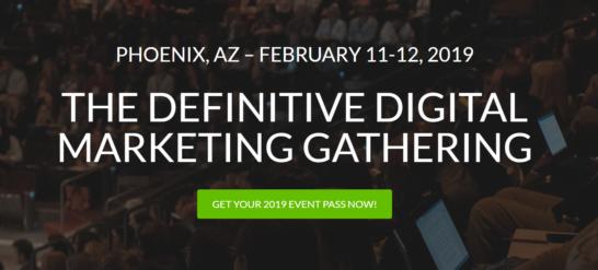 Digital Summit: Phoenix 2019Phoenix, USA