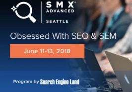 SMX Advanced: Seattle 2018