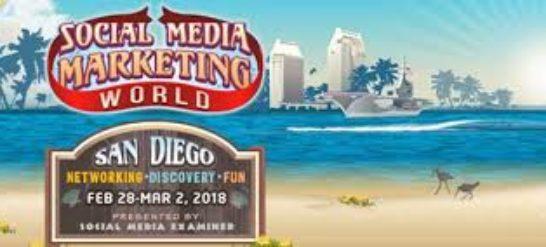 Social Media Marketing World ...San Diego, USA