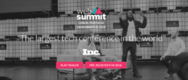 Web Summit – Lisbon 2018