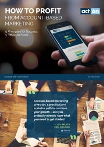 How To Profit From Account-Based Marketing