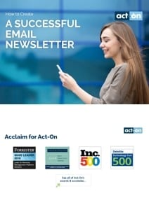 A Successful Email Newsletter