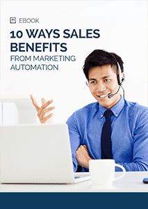 10 Ways Sales Benefits From Marketing Automation