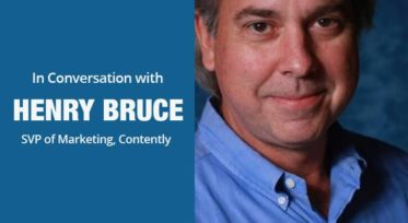 """I am Basically Marketing to Myself"" In conversation with Henry Bruce, SVP of Marketing, Contently"