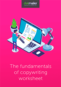 The Fundamentals of Copywriting Worksheet