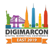 DigiMarCon East 2019 – New York