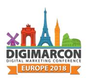 DigiMarCon Europe 2019 – Amsterdam