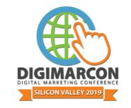DigiMarCon Silicon Valley 2019 – San Francisco