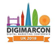 DigiMarCon UK 2019 – London