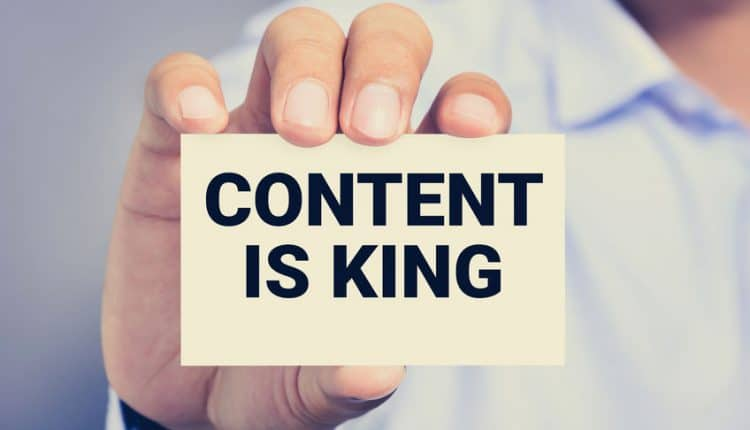 When Content Is King, What's The Rest of the World Order? - Relevance