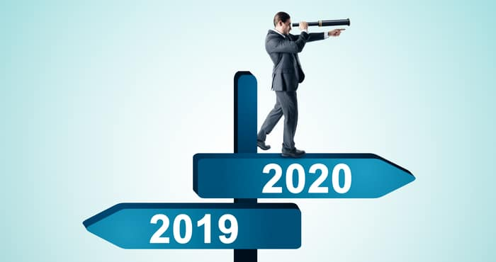 Marketing goals 2019-2020 goals